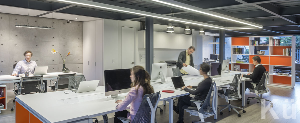 Arquitectura colombia dise o de oficinas adecuaci n de for Arquitectura de oficinas